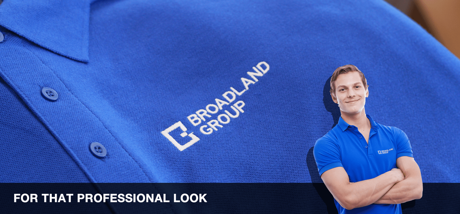Broadland group embroidery norwich norfolk