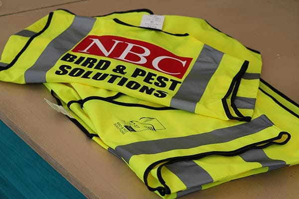 NBC workwear printing Hi Vis norwich norfolk