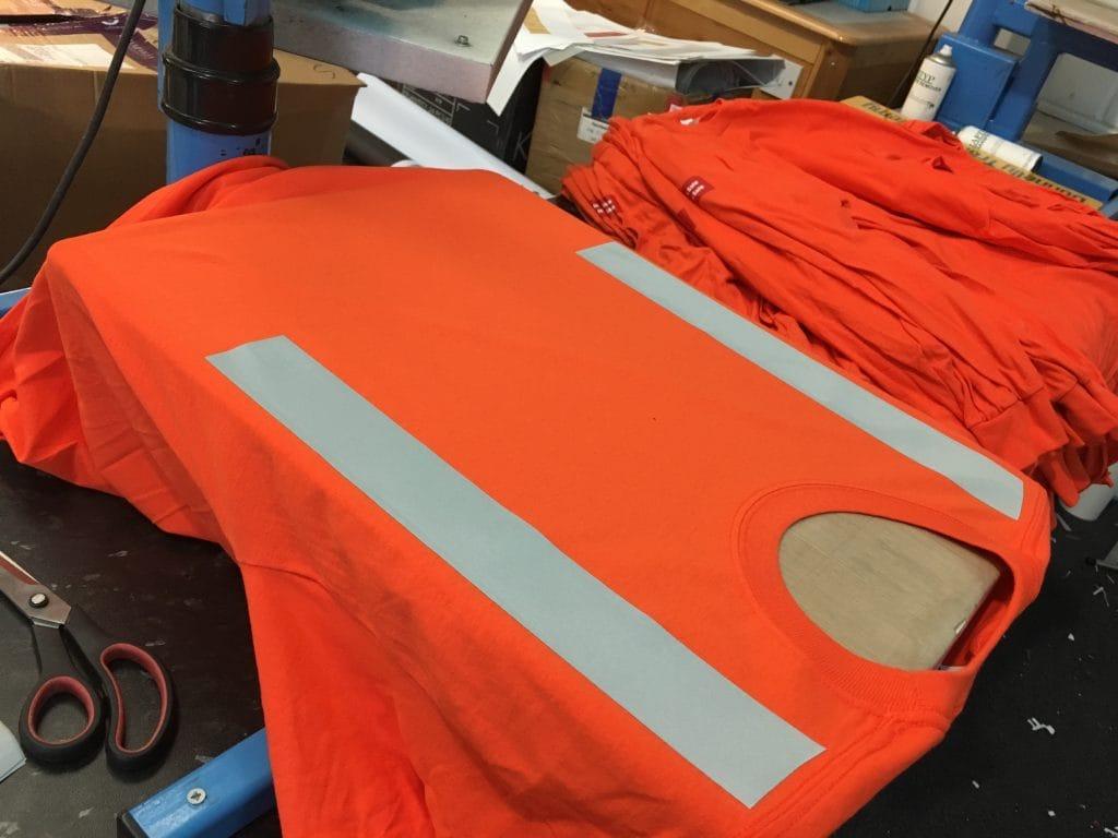 Hi-Vis T-Shirts Norwich Printing Norfolk
