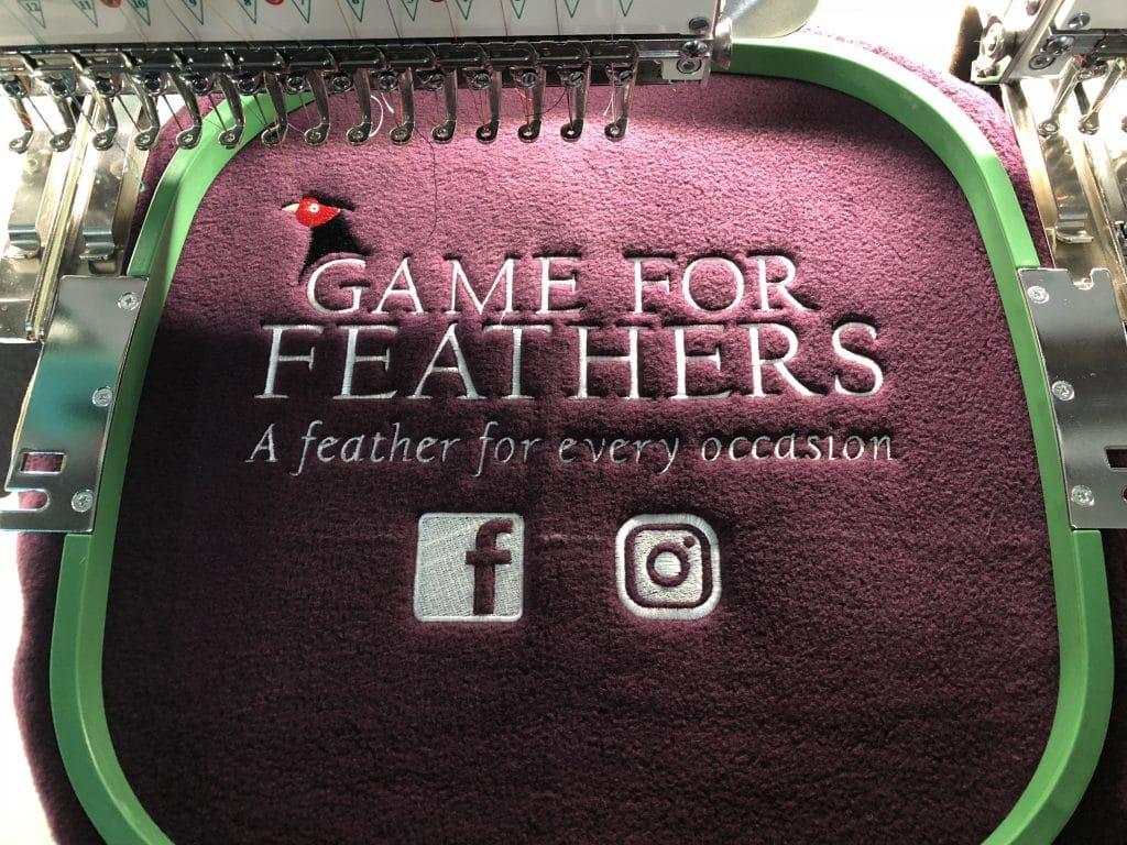 Embroidery fleece Norwich